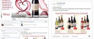 Маркетинг за социалните мрежи - French Wine