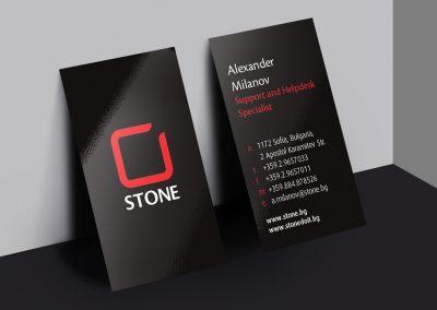 Дизайн и печат на визитки